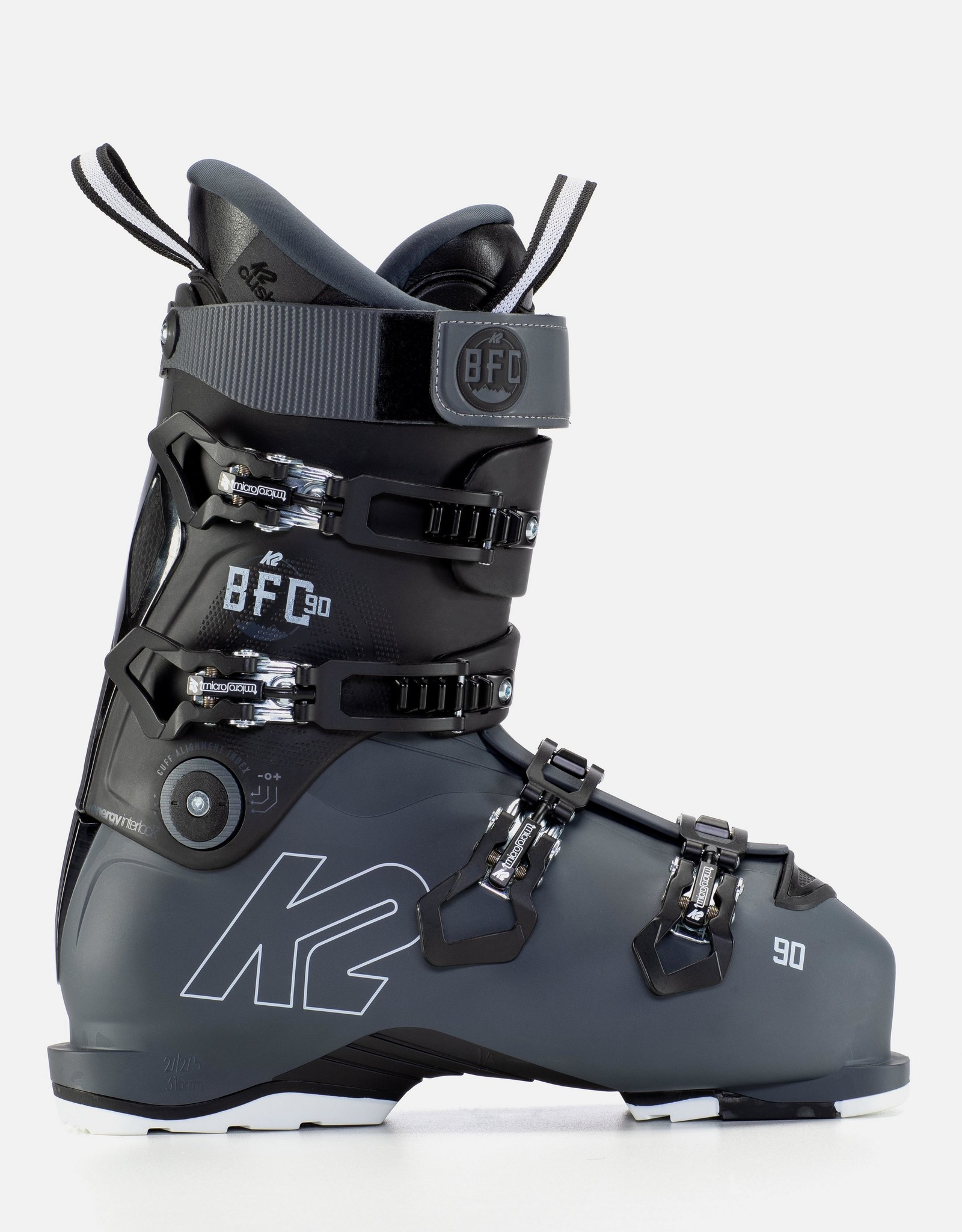 K2 Hiver Bottes Ski Alpin K2 Bfc 90