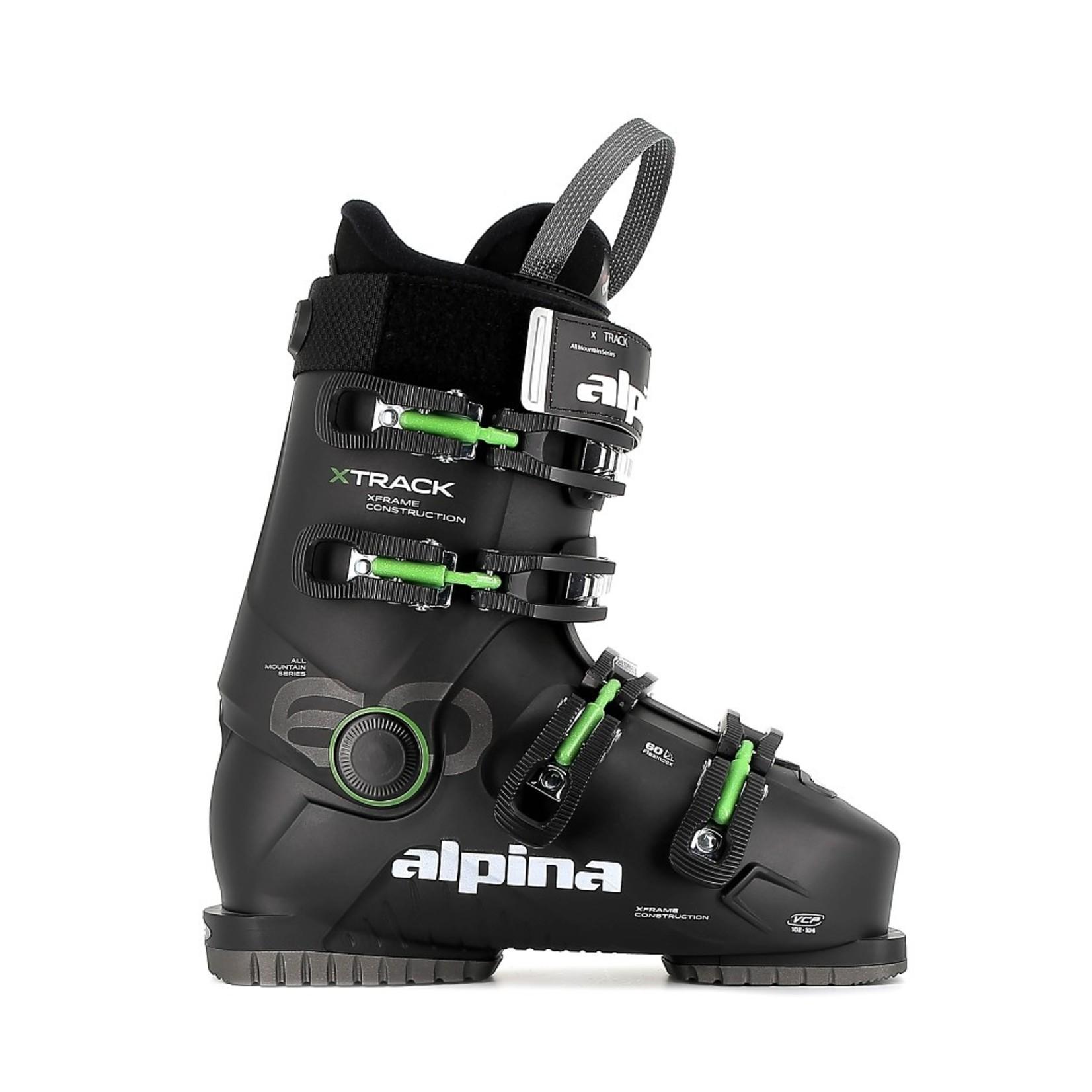 Elan Bottes Ski Alpin Alpina XTrack 60