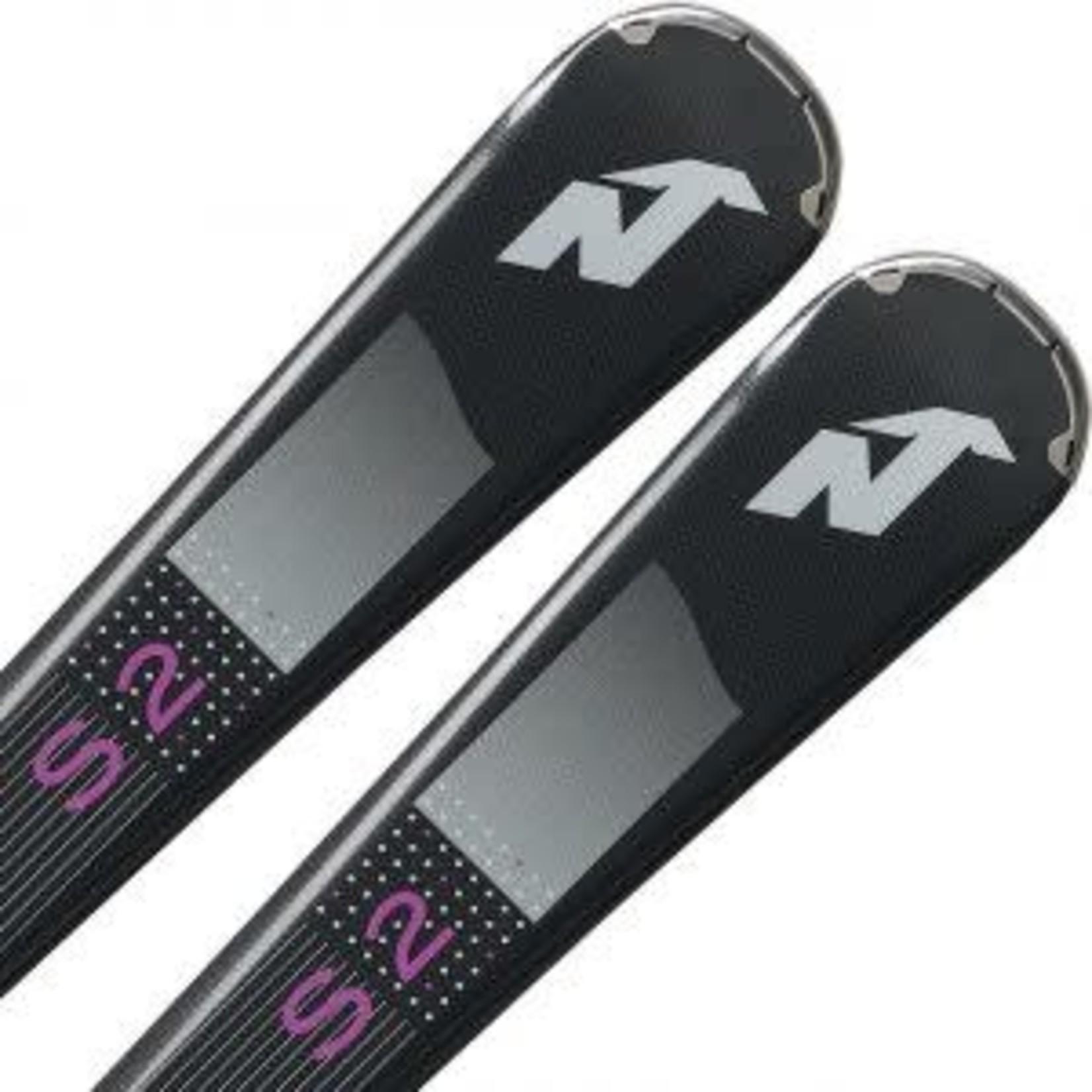 Nordica Ski Alpin Nordica Sentra S2 Noir/Argent