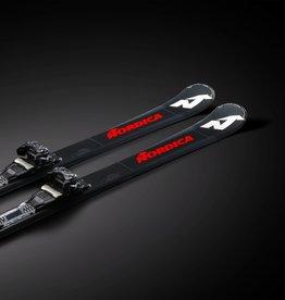 Nordica Ski Alpin Nordica Spitfire 73 FDT Gris/Rouge