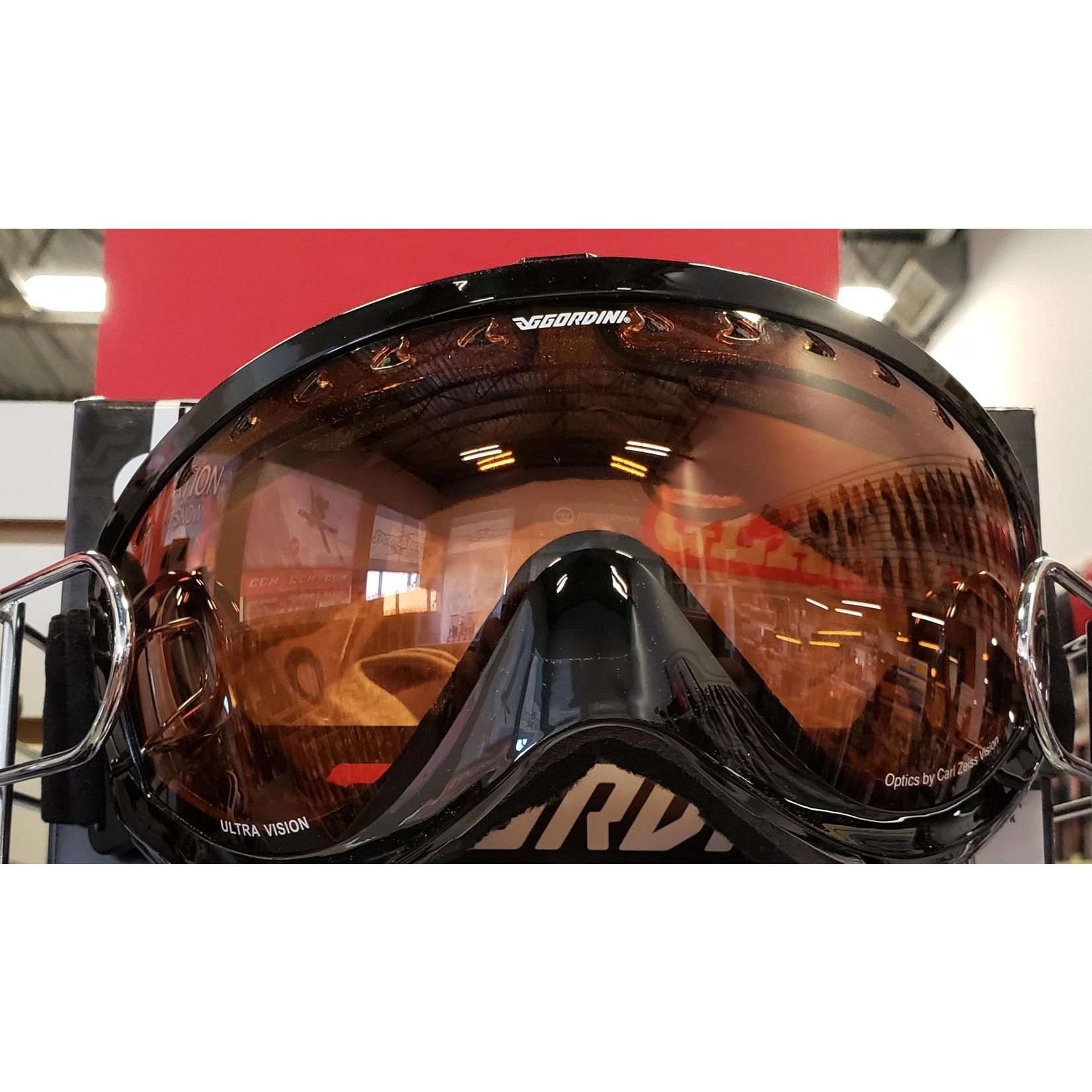 Gordini Lunettes de Ski Gordini Ultra Vision Sr OTG