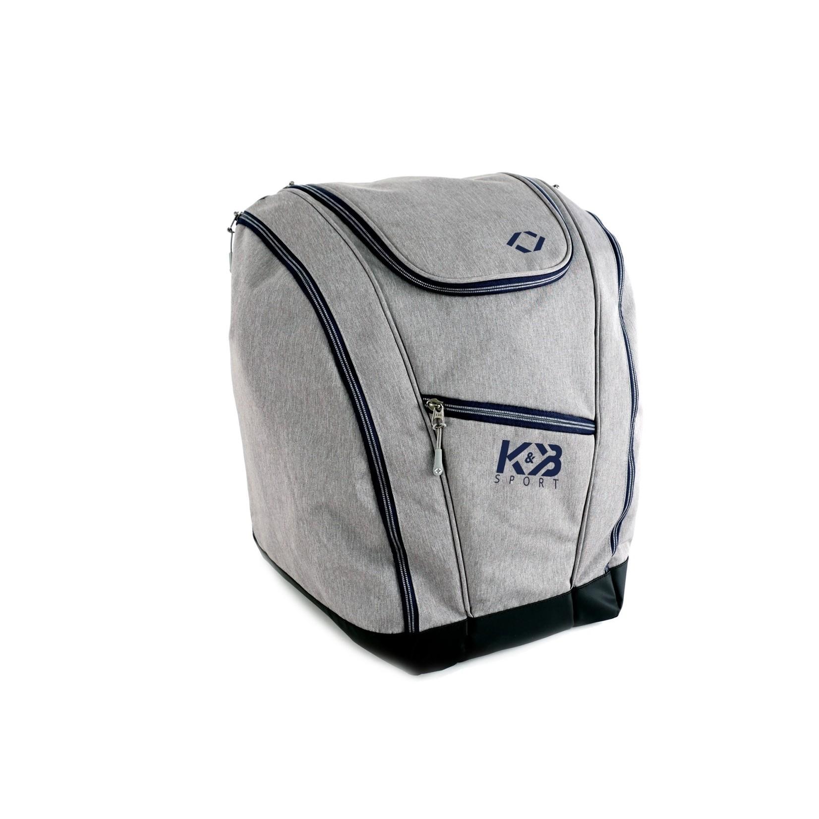 K&B Sac Bottes De Ski K&B Backpack SR