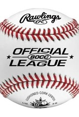 Rawlings Balle Baseball 80cc