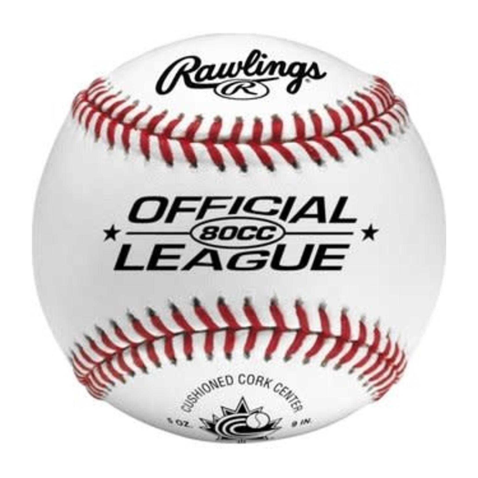 Rawlings Balle Baseball 80 cc