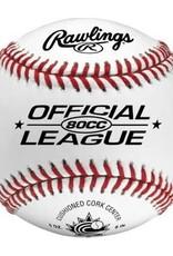 Rawlings Balle Baseball 65 CC