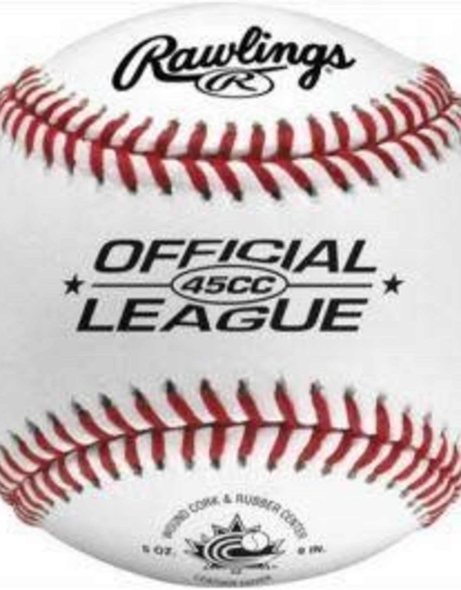 Rawlings Balle Baseball 45cc