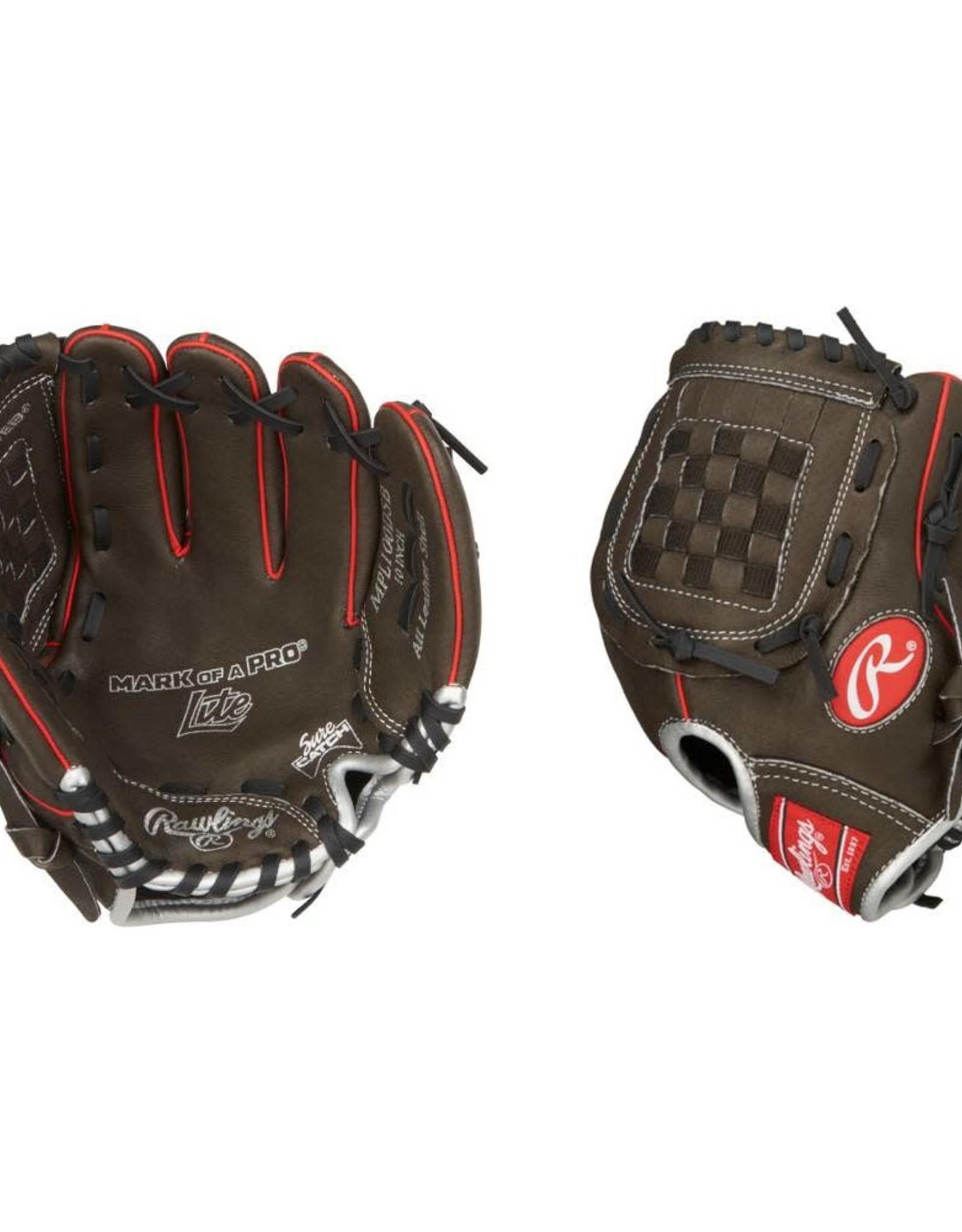 Rawlings Gant Baseball Mark of a Pro