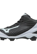 Mizuno Souliers Baseball Mizuno Advanced 9 Mid Jr