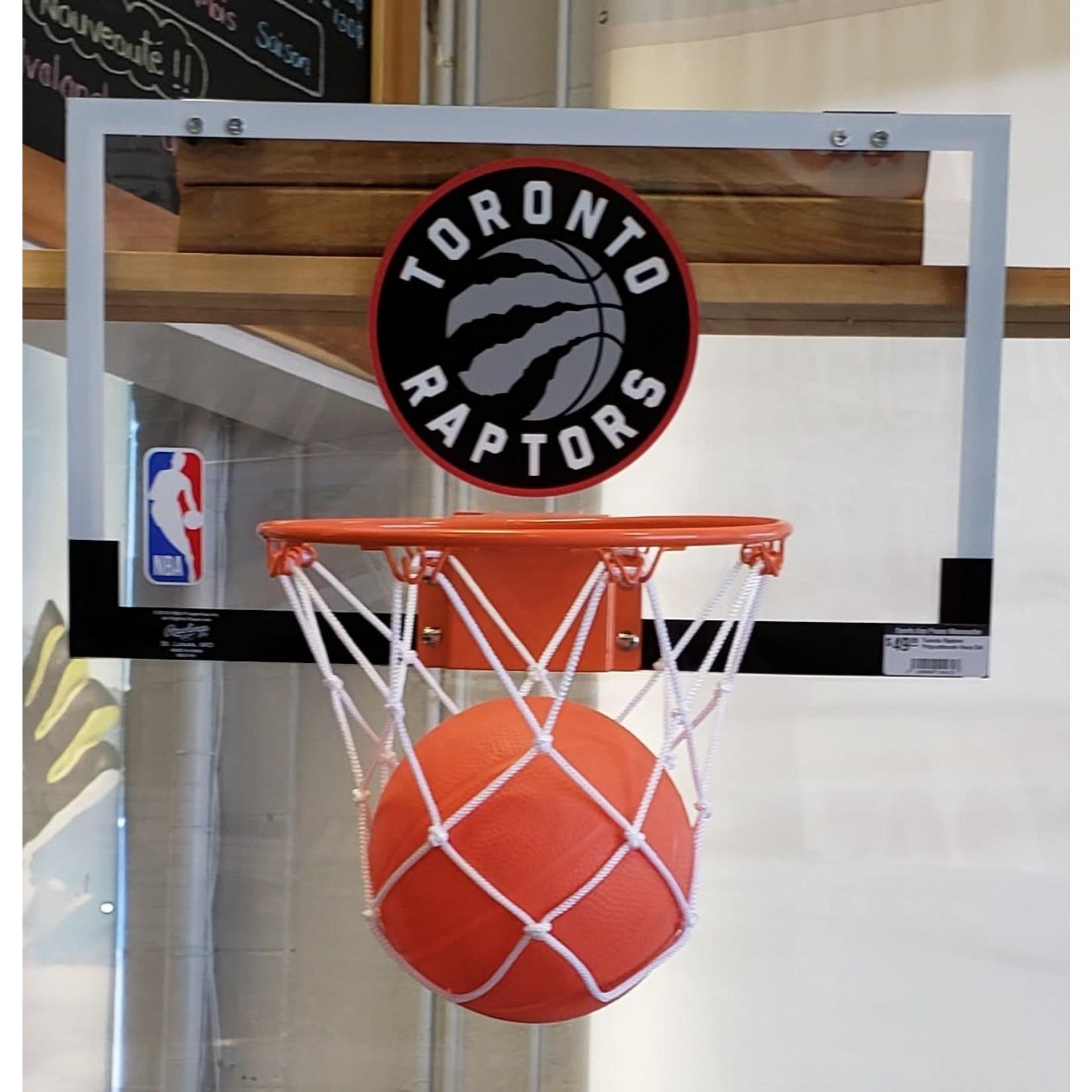 Rawlings Toronto Raptors Polycarbonate Hoop Set