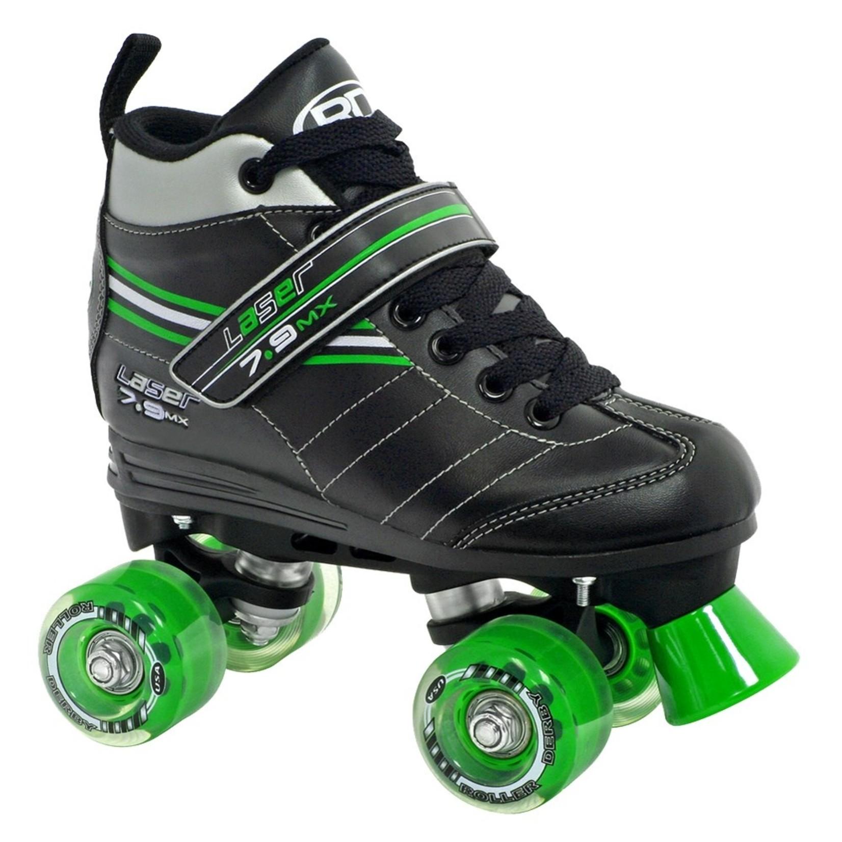Roller Derby Patins à Roues Quad Laser