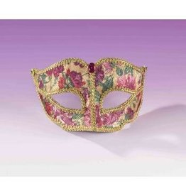 Forum Novelties Inc. Venetian Flower Mask