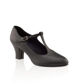 Capezio Capezio Jr. Footlight T-Strap