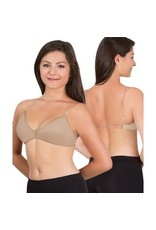 Body Wrappers Dance Bra - V-Neck