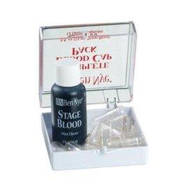 Ben Nye Ben Nye Gelatin Blood Capsule Kit