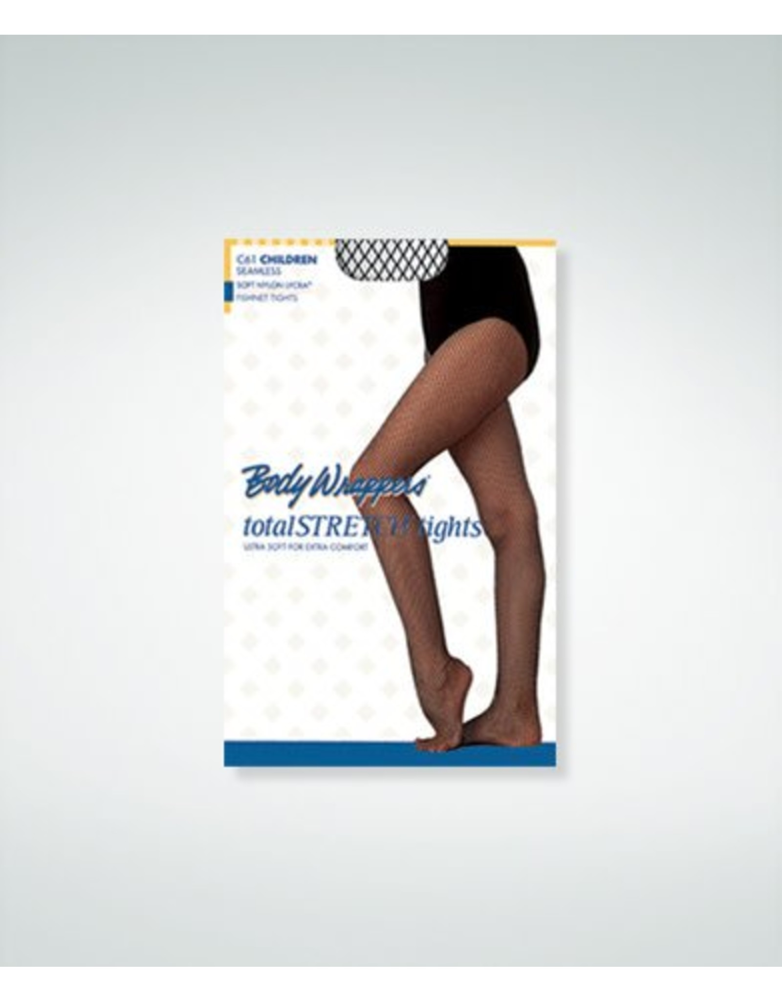 Body Wrappers Children's Seamless Fishnet Tights