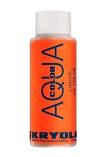 Kryolan Kryolan Aquacolor Liquid UV Colors