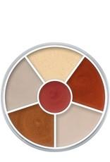 Kryolan Kryolan Cream Interferenz Color Circle