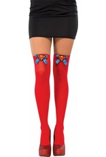 Rubies Costume Supergirl Thigh Highs