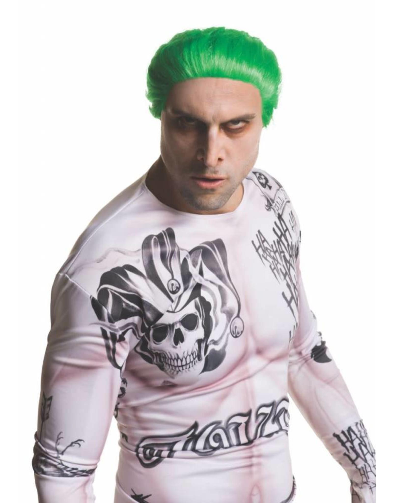 Rubies Costume Joker Wig - Suicide Squad
