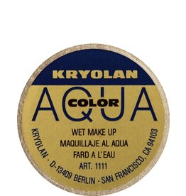 Kryolan Kryolan Aquacolor Metallic
