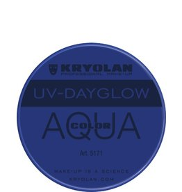 Kryolan Kryolan Aquacolor - UV-Dayglow