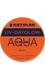 Kryolan Kryolan Aquacolor - UV-Dayglow