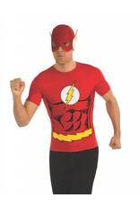 Rubies Costume Flash T-Shirt w/Mask