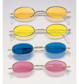 Rubies Costume Oval Cool Shades - Assortment