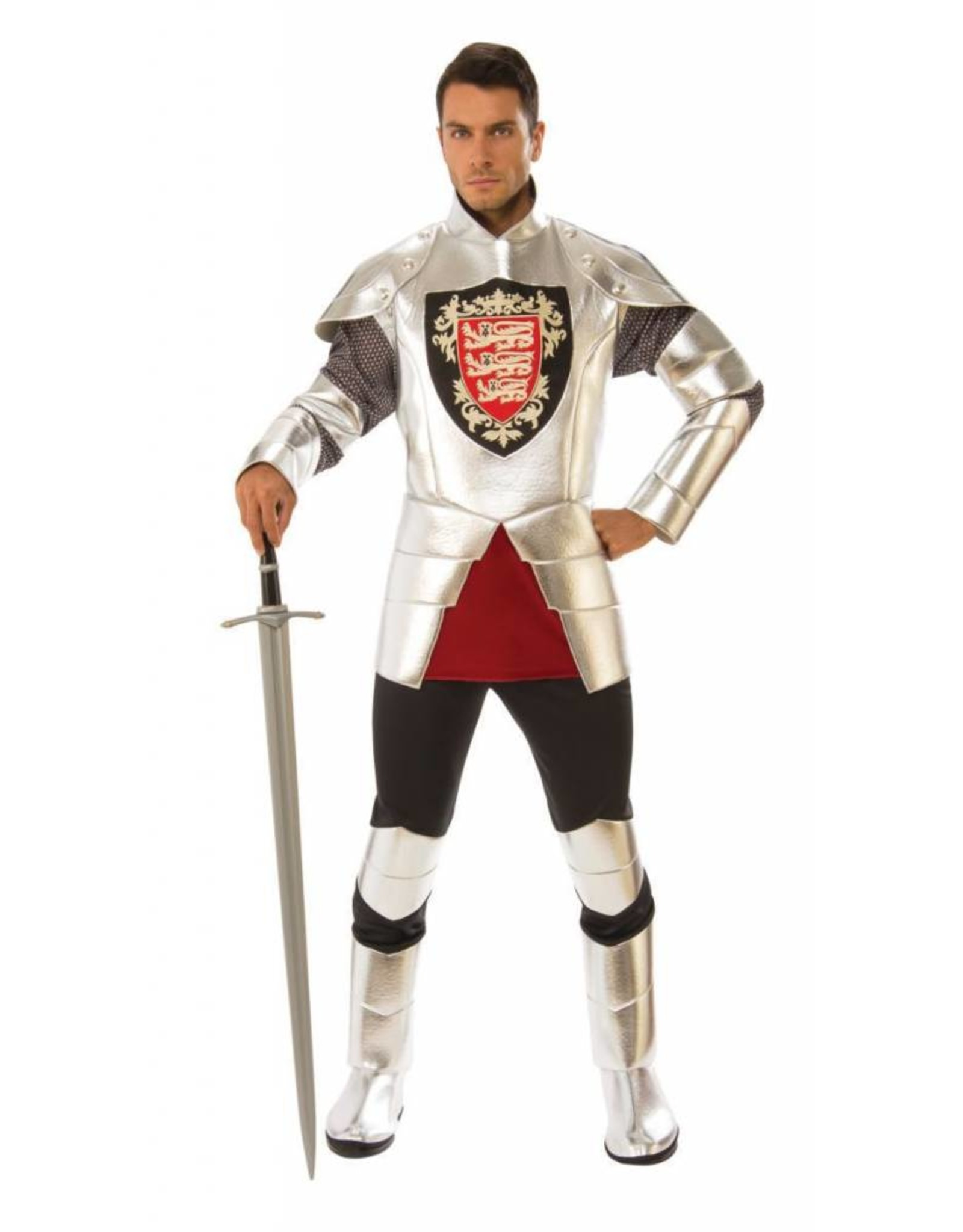 Rubies Costume Silver Knight