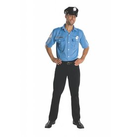 Rubies Costume Police Officer w/Hat and Badge