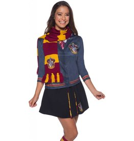 Rubies Costume Deluxe Harry Potter Scarves - All Houses