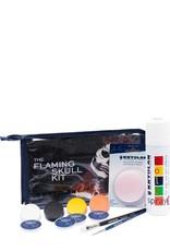 Kryolan The Flaming Skull Kit