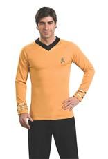 Rubies Costume Deluxe Captain Kirk