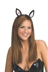 Rubies Costume Clip On Cat Ears