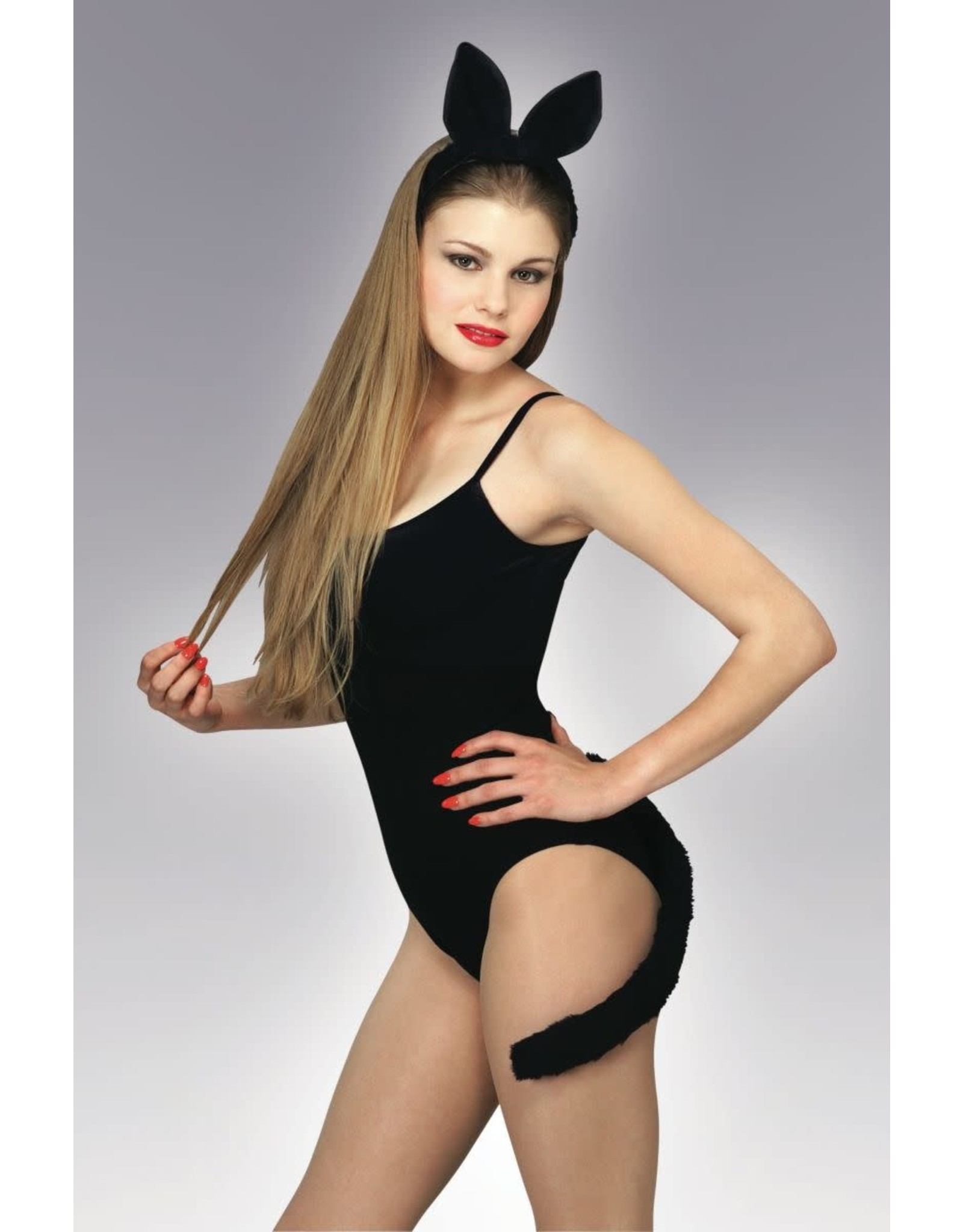 Rubies Costume Cat Ears and Tail Kit