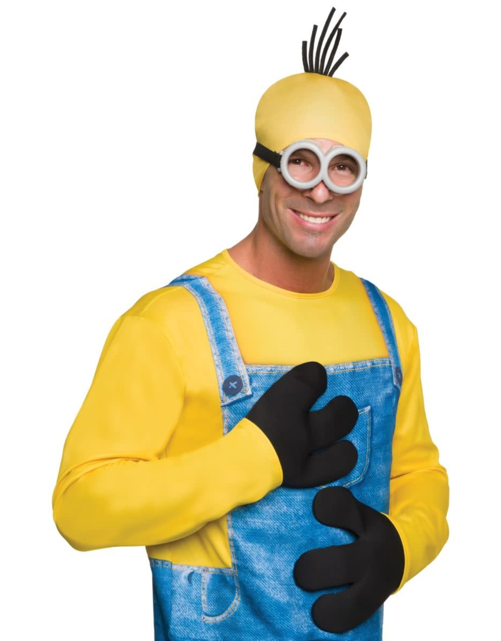 Rubies Costume Minion Gloves