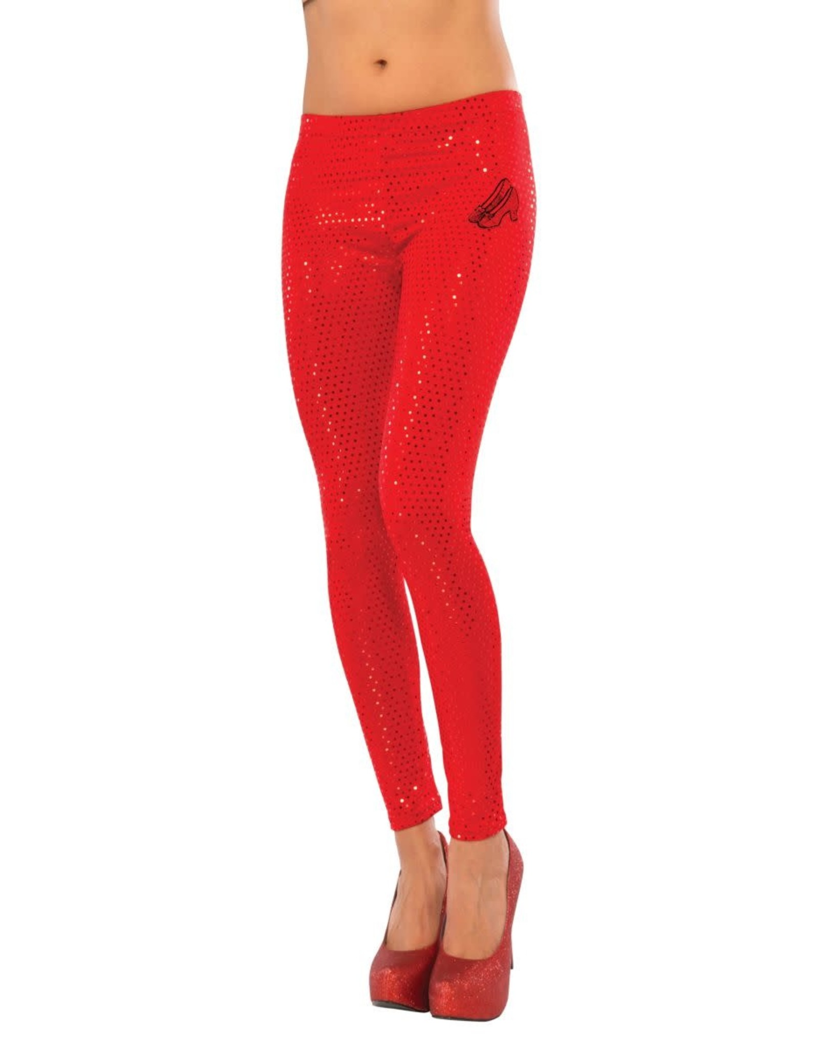 Rubies Costume Dorothy Ruby Red Leggings