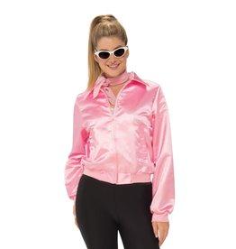 Rubies Costume Pink Ladies Jacket