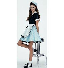 Rubies Costume Car Hop Dress