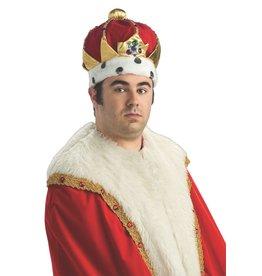 Rubies Costume Royal King's Crown