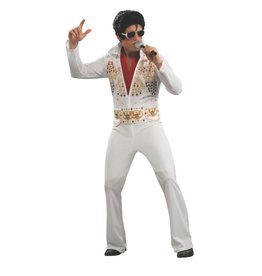 Rubies Costume Elvis Presley Eagle Jumpsuit