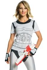 Rubies Costume Stormtrooper Rhinestone T-shirt