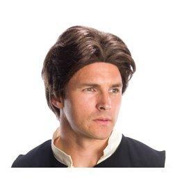 Rubies Costume Han Solo Wig