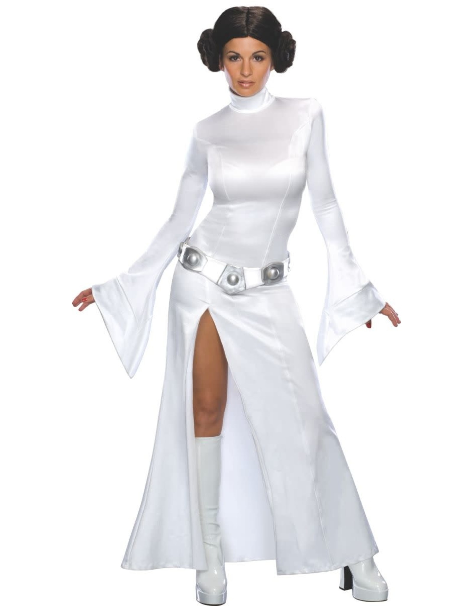 Secret Wishes Princess Leia Dress and Wig