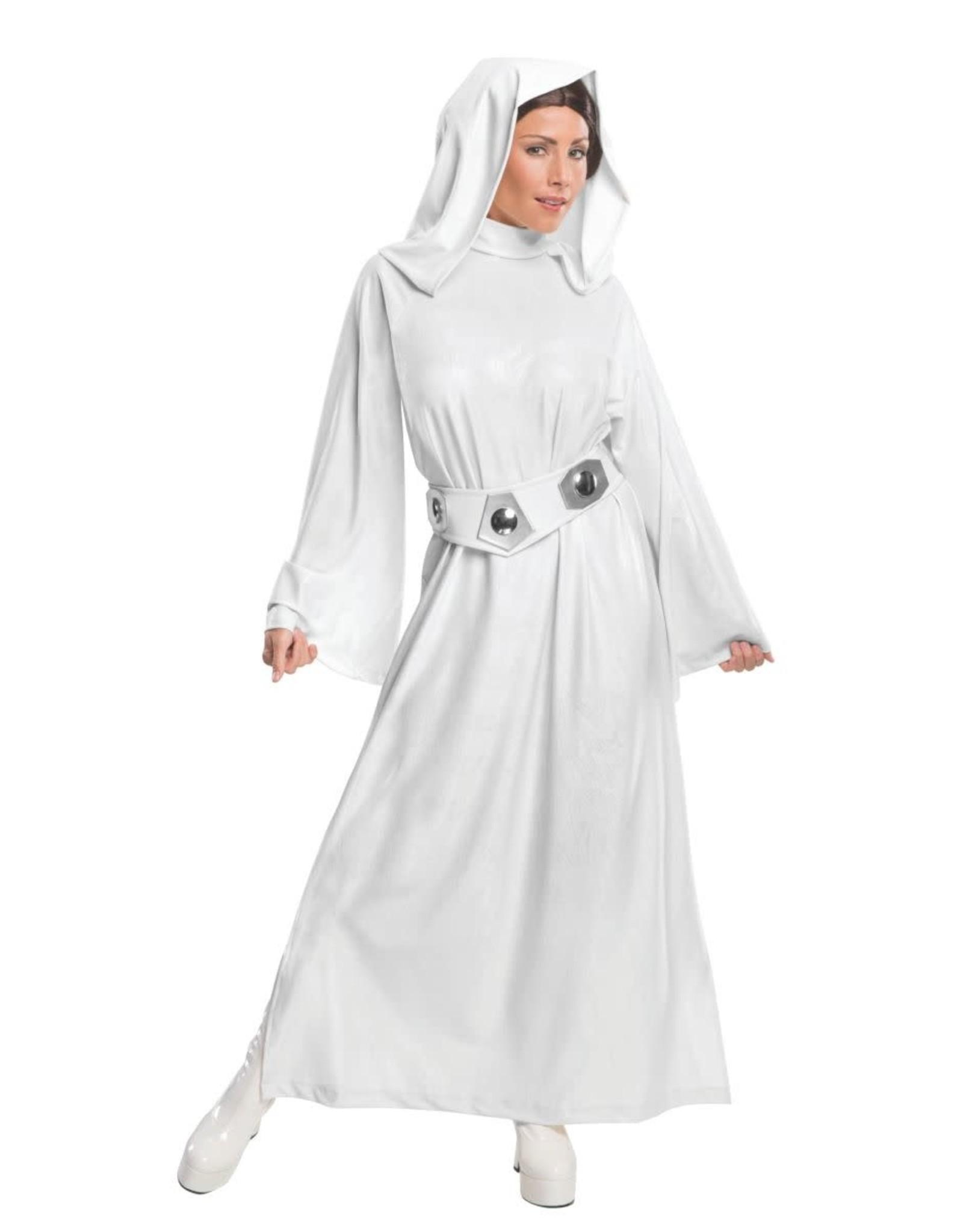Rubies Costume Hooded Princess Leia Dress