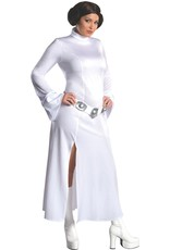 Rubies Costume Plus Size Princess Leia Dress and Wig