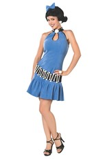 Rubies Costume Betty Rubble Dress and Wig