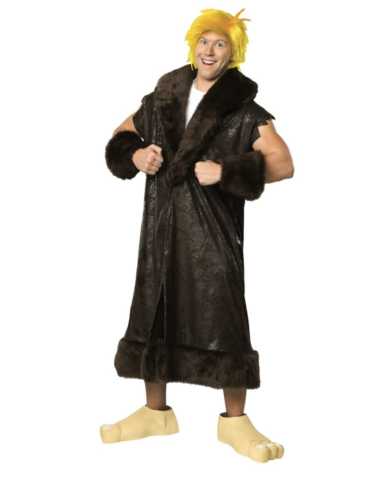 Rubies Costume Plus Size Barney Rubble