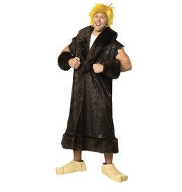 Rubies Costume Plus Size Barney Rubble