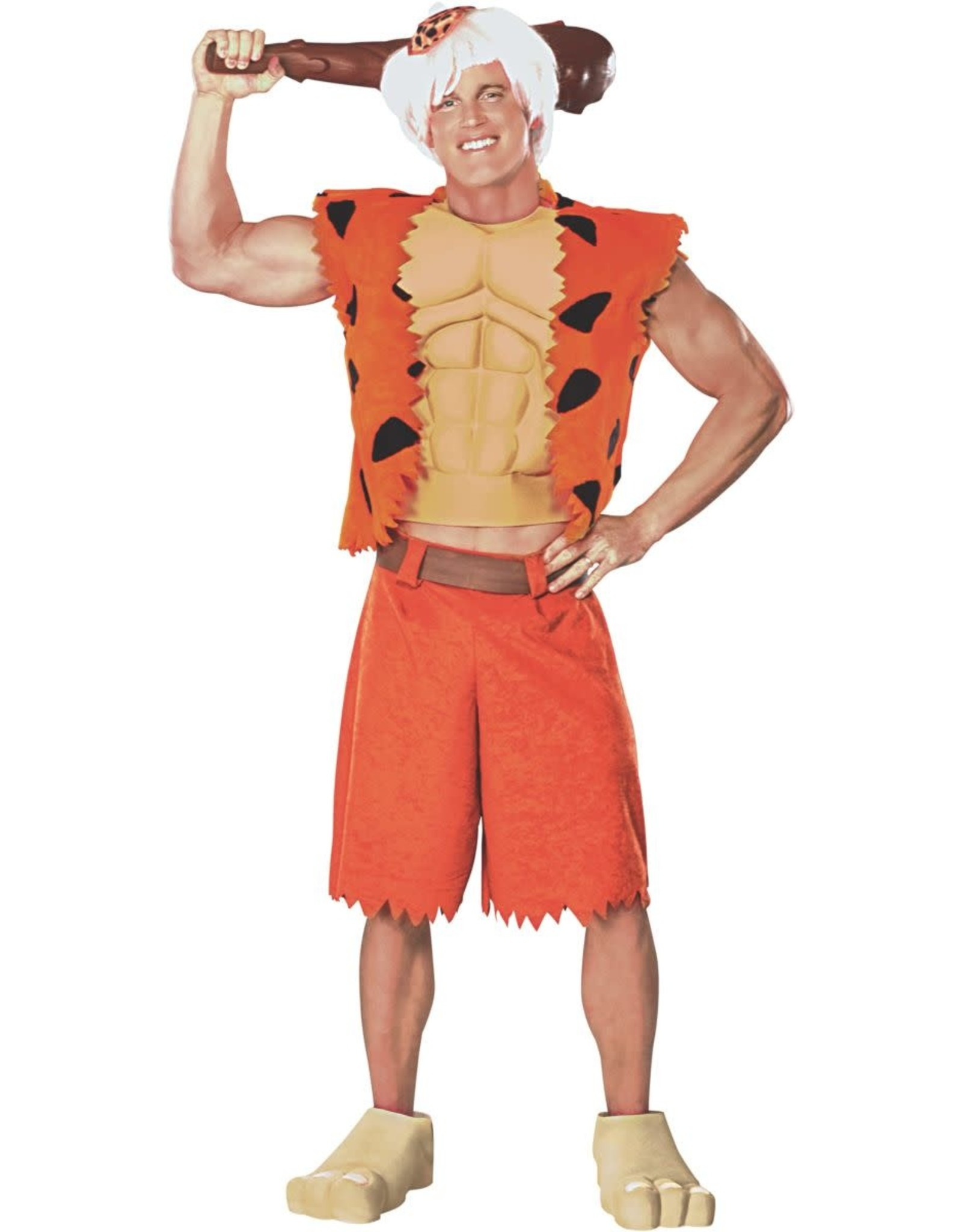 Rubies Costume Bamm-Bamm Rubble with Muscle Chest